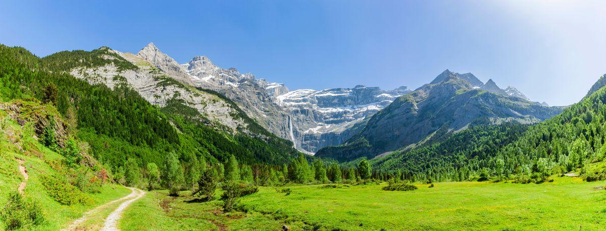 Pyrénées : Grands sites des Hautes-Pyrénées, Région Sud-Ouest