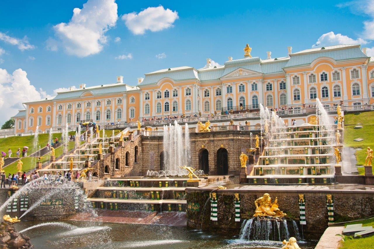 Circuit de Moscou a Saint Petersbourg en train - 1