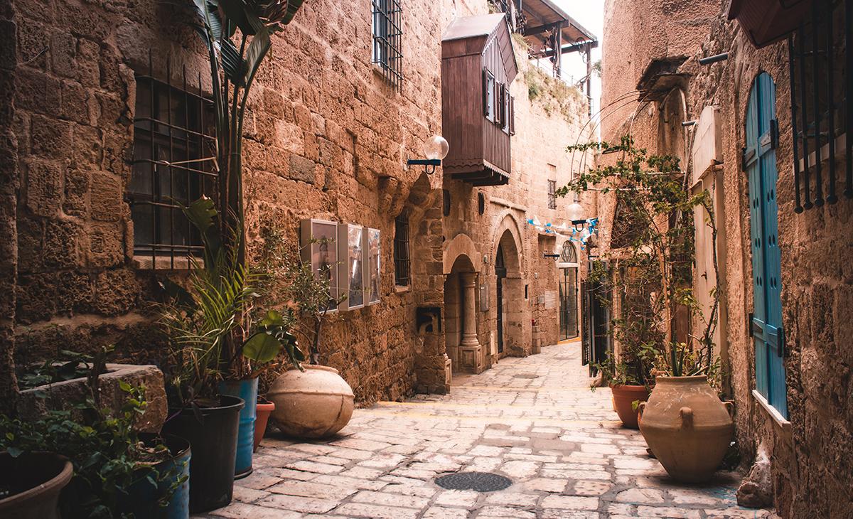 De Jérusalem à Pétra