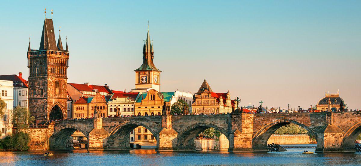 Prague, la Moravie et la Bohême du Sud, Région Grand-ouest & Paris
