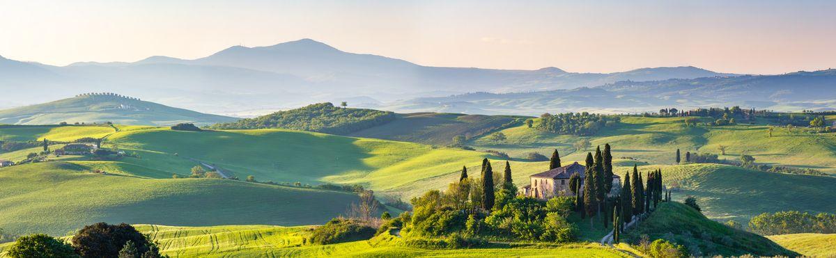 ITALIE - Grand Tour de l'Italie, Région Sud-Ouest