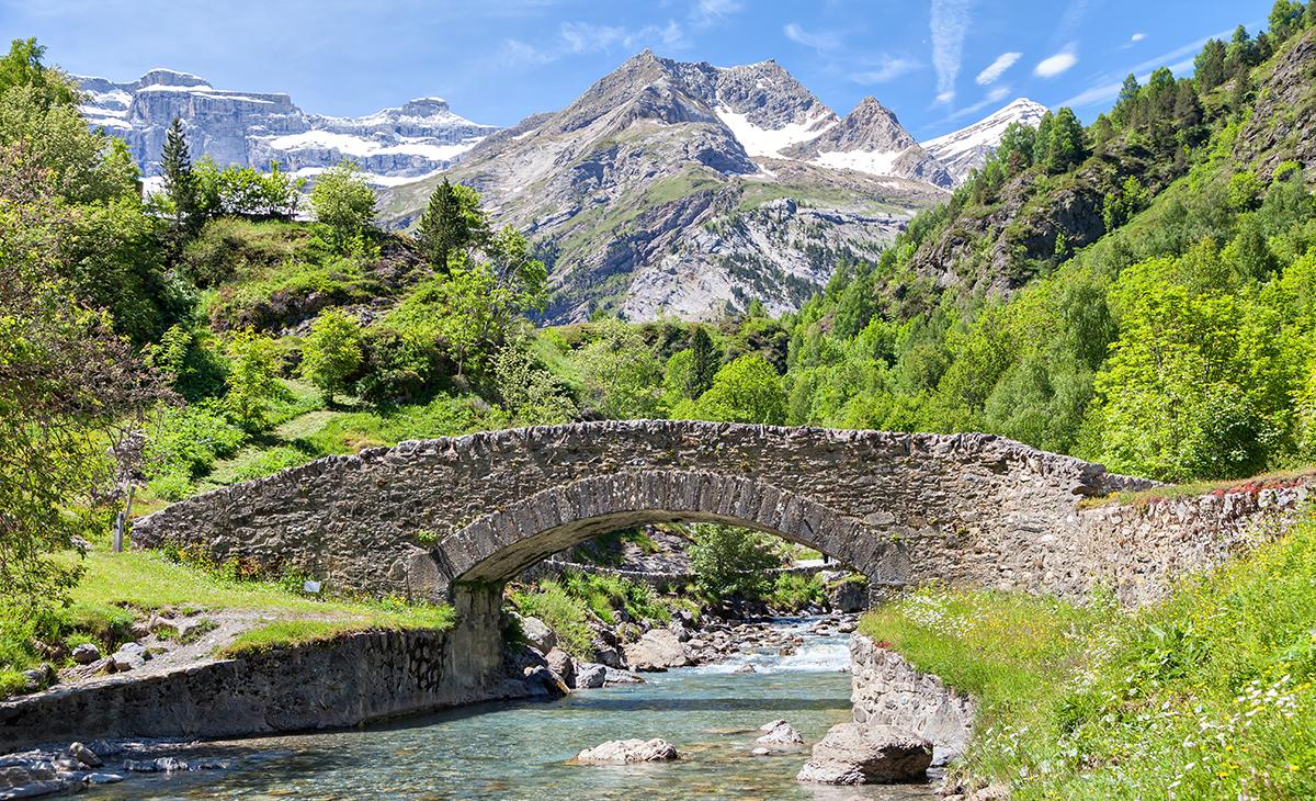 Grands sites des Hautes-Pyrénées, Région Sud-Ouest