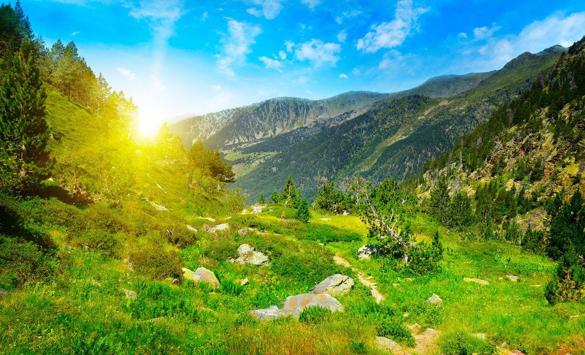 Principauté d'Andorre - Nature et shopping, Région Sud-Ouest