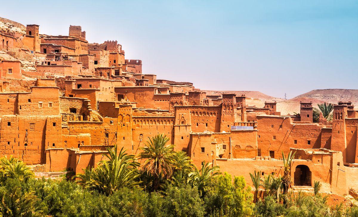 Des villes impériales au désert