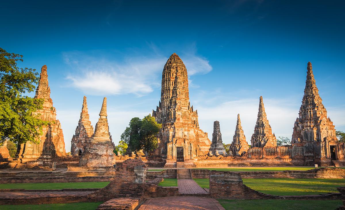 Trésors du Siam