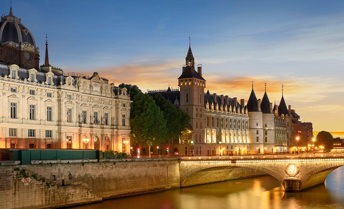 Paris et Versailles, Région Grand-Ouest & Paris