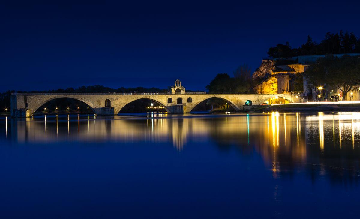 FRANCE - Croisière sur le Rhône, la Camargue et la Provence, région Sud-Ouest