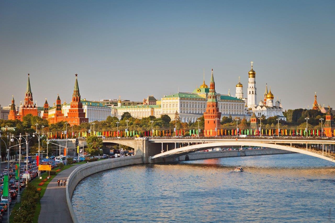 Saint Petersbourg, Moscou et l'Anneau d'Or