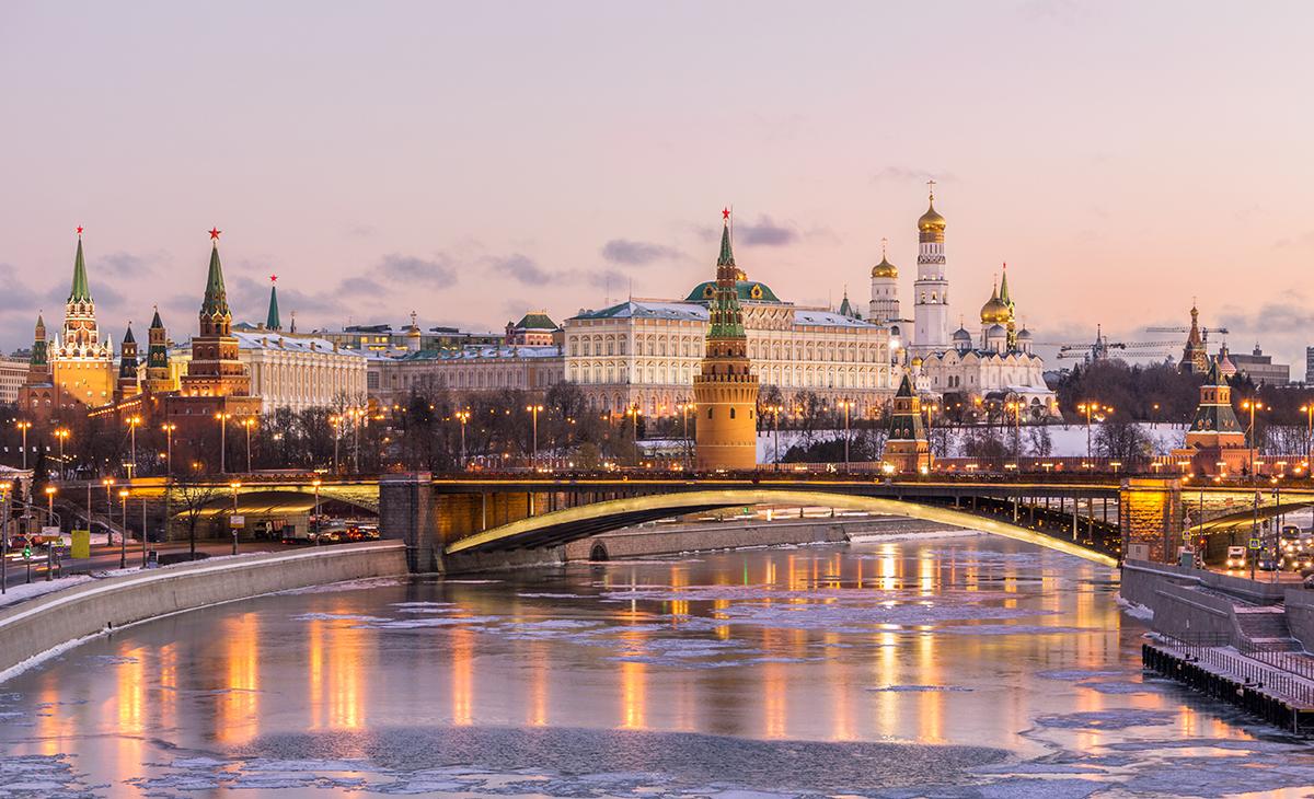 De Moscou St Petersbourg par le train