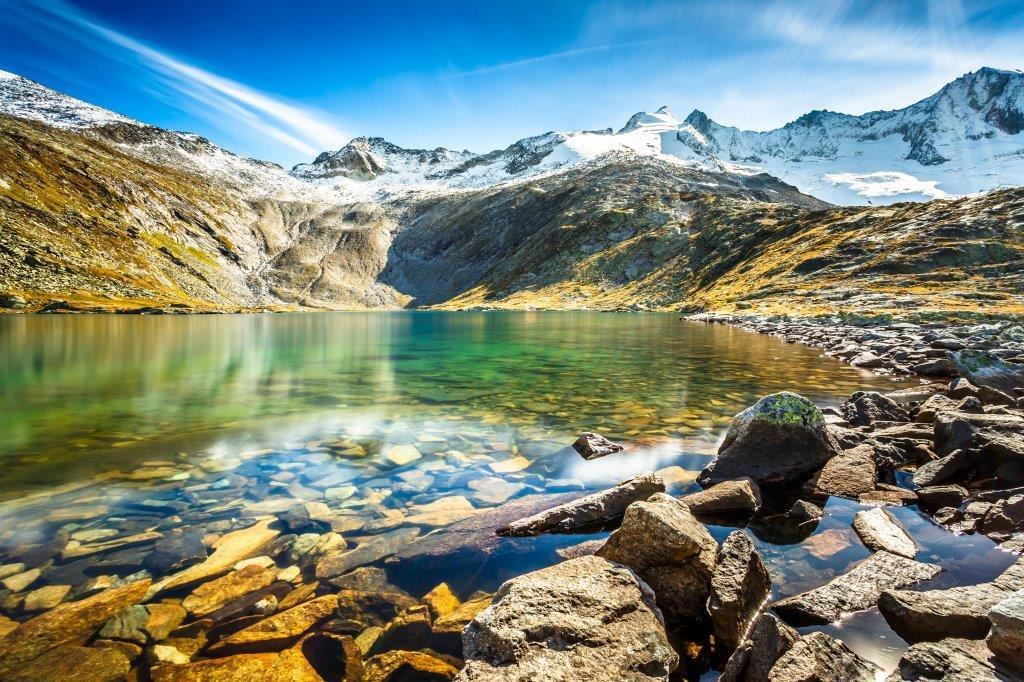 Balade au coeur du Tyrol