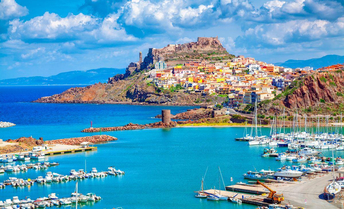 Corse et Sardaigne, Région Sud-Ouest