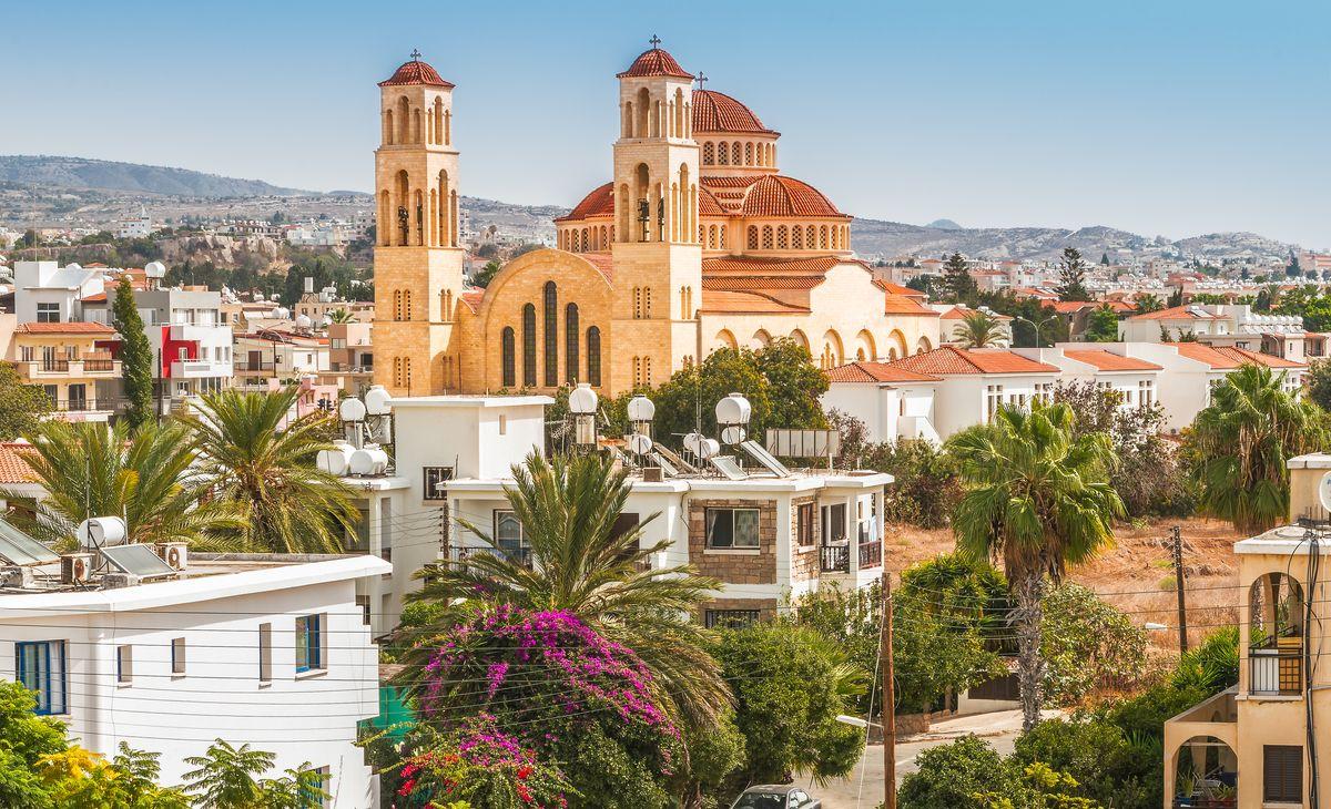 De Chypre à la Terre Sainte