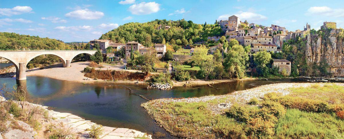 Ardèche : Haut lieu de la nature, Région Grand-Ouest & Paris