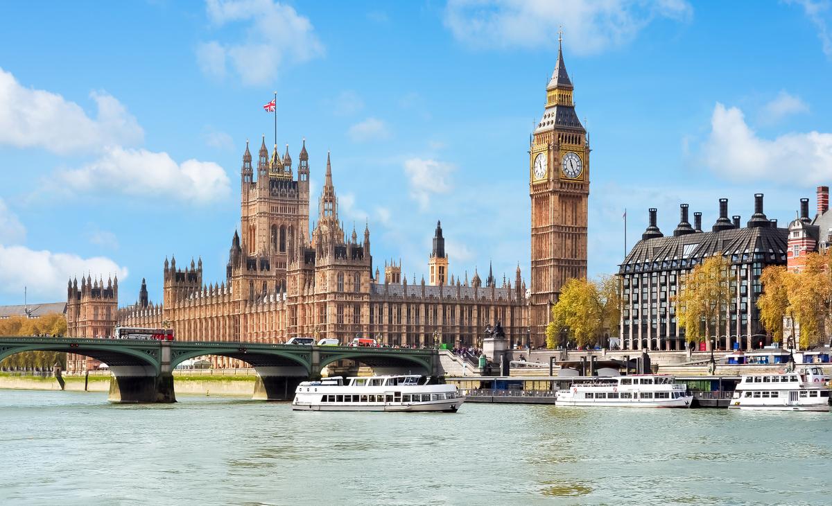 Découverte de Londres, Région Grand-Ouest & Paris