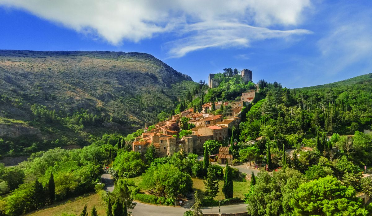 Languedoc-Roussillon, La Catalogne côté français, au départ de la région Sud-Ouest