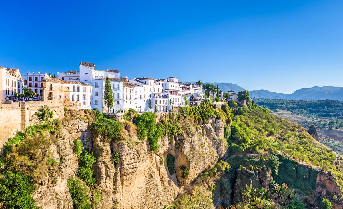 L'Espagne Andalouse, Région Sud-Ouest