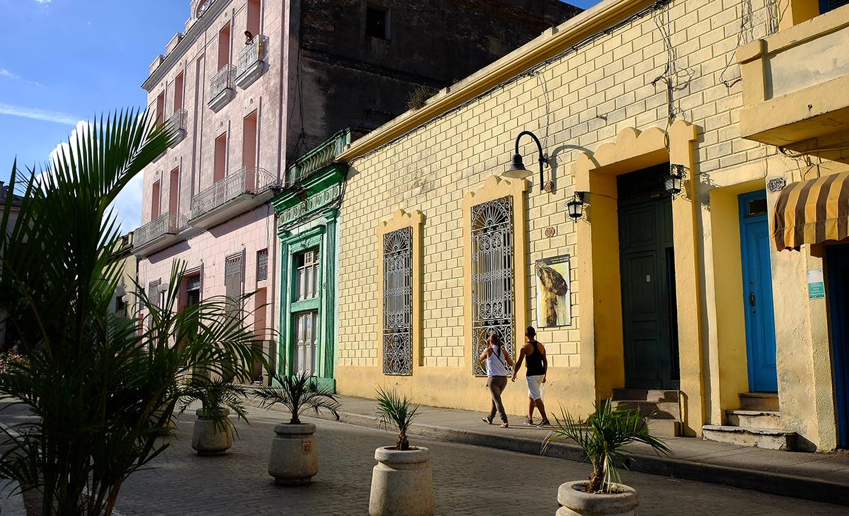 Hasta siempre Cuba !