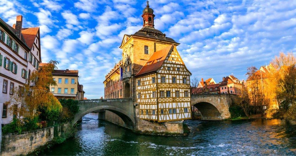 Les plus beaux marchés de Noël d'Allemagne , Région Grand-Ouest & Paris