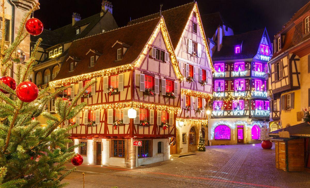 Marchés de Noël en Alsace : Colmar & Strasbourg, Région Grand-Ouest & Paris