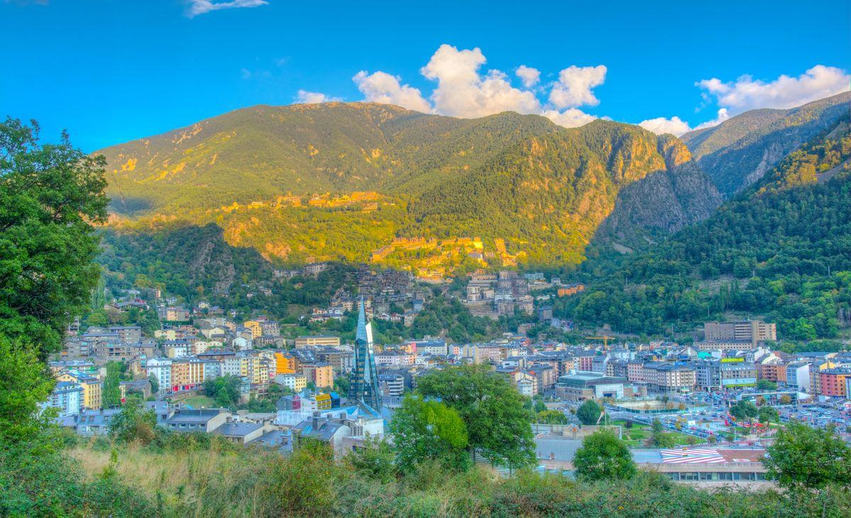 Séjour en Andorre, Région Sud-Ouest