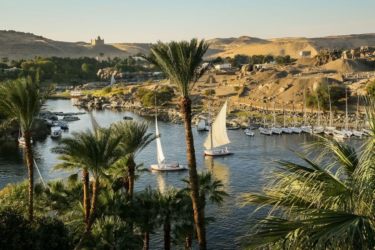 Trésors du Nil