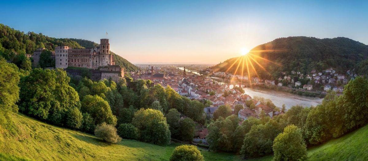 Croisière sur le Rhin Romantique, Mayence, Coblence, Rudesheim, Mannheim, Région Sud-Ouest