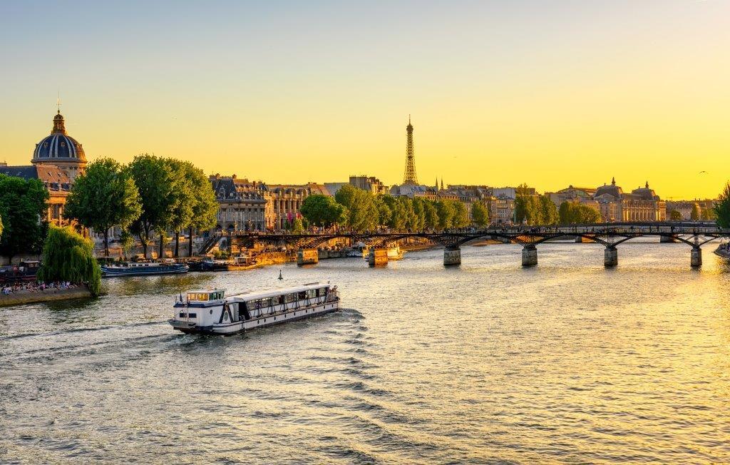 Escapade parisienne, Région Sud-Est