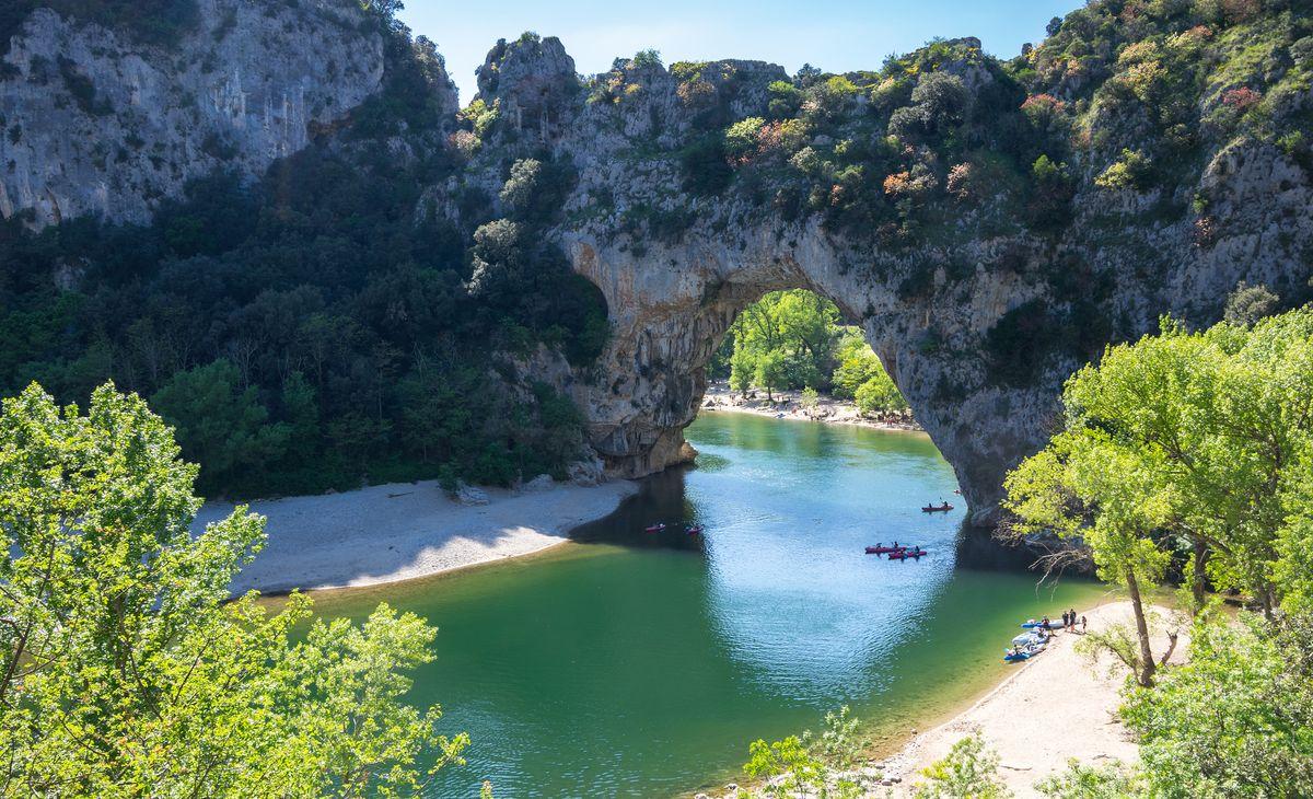 Merveilles de l'Ardèche, Région Grand-Ouest & Paris