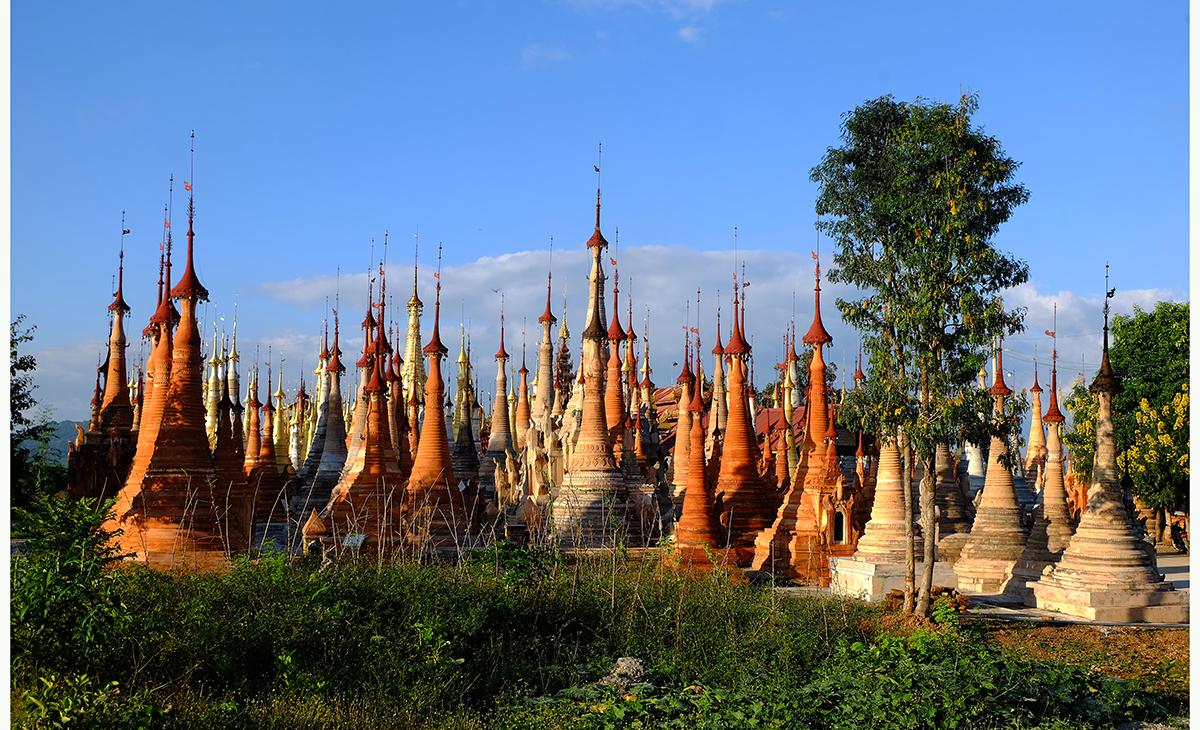 Escapade birmane