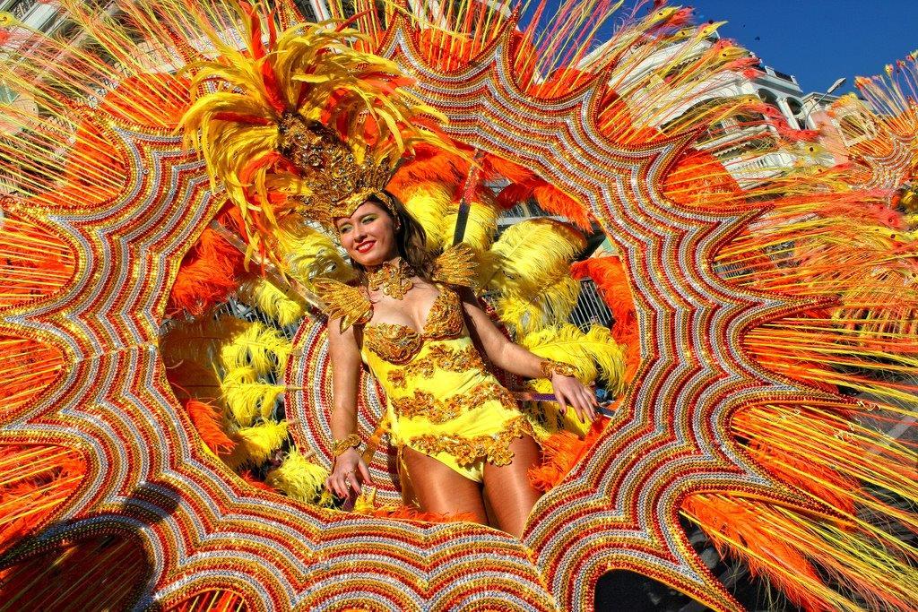 Carnaval de Nice, Région Grand-Ouest & Paris