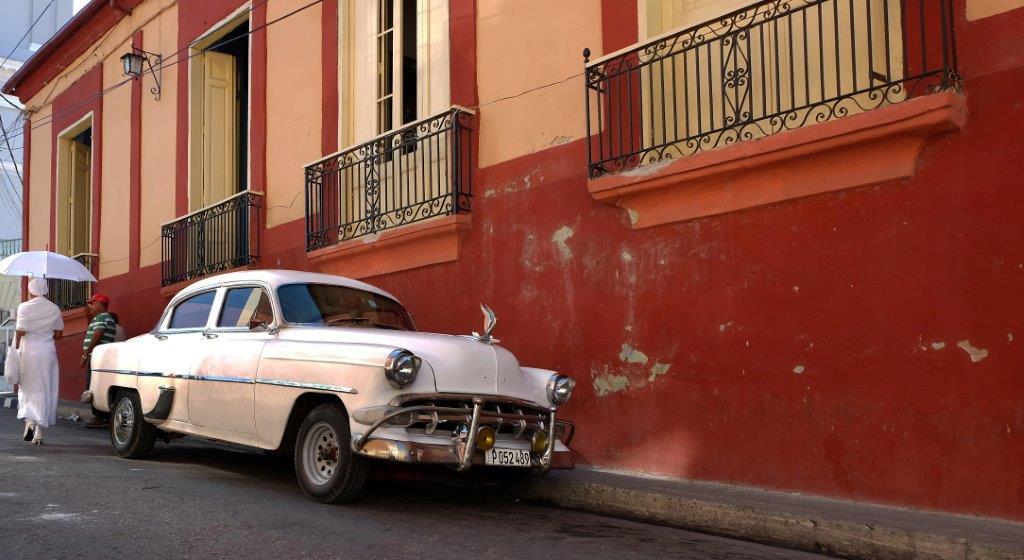 À la mode Cubaine