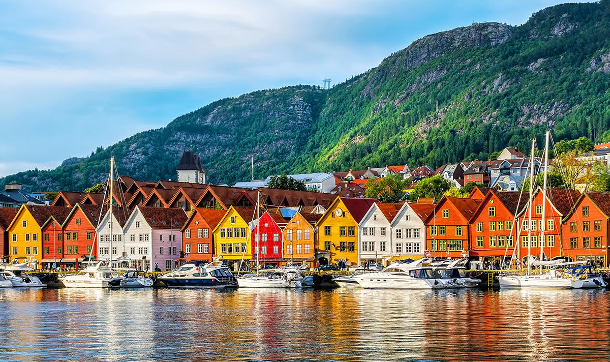 Le Grand Tour de Scandinavie