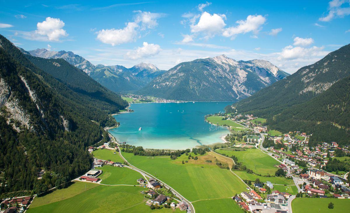 Séjour au Tyrol chez Bruno, région Rhône-Alpes & Bourgogne