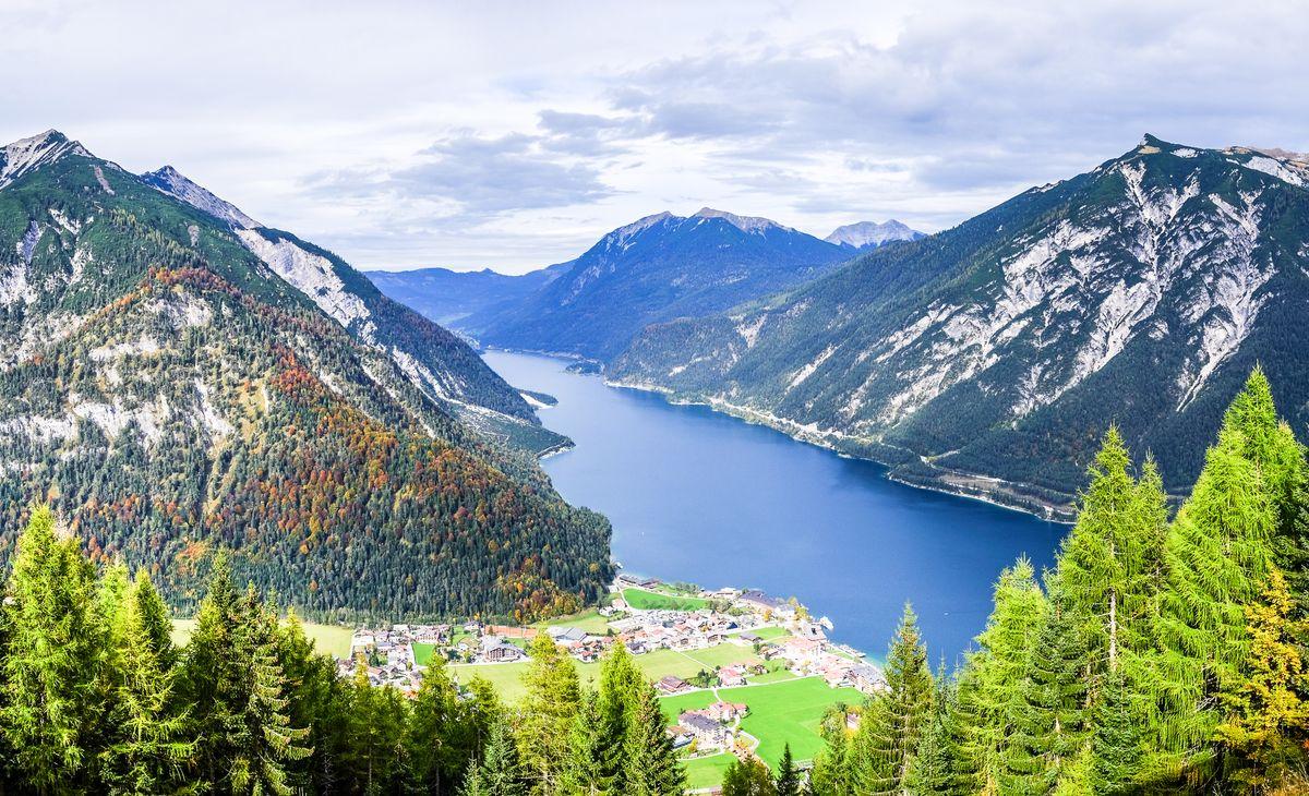 Séjour au coeur du Tyrol, Région Sud-Ouest