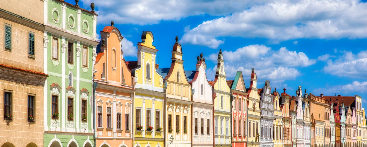 REP. TCHEQUE - Prague, la Moravie et la Bohême du Sud, Région Sud ouest