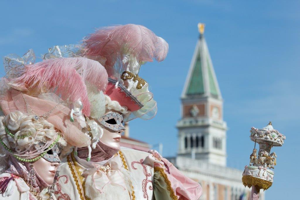 Carnaval de Venise, au coeur de la Cité des Doges - Région Grand-Ouest & région Parisienne