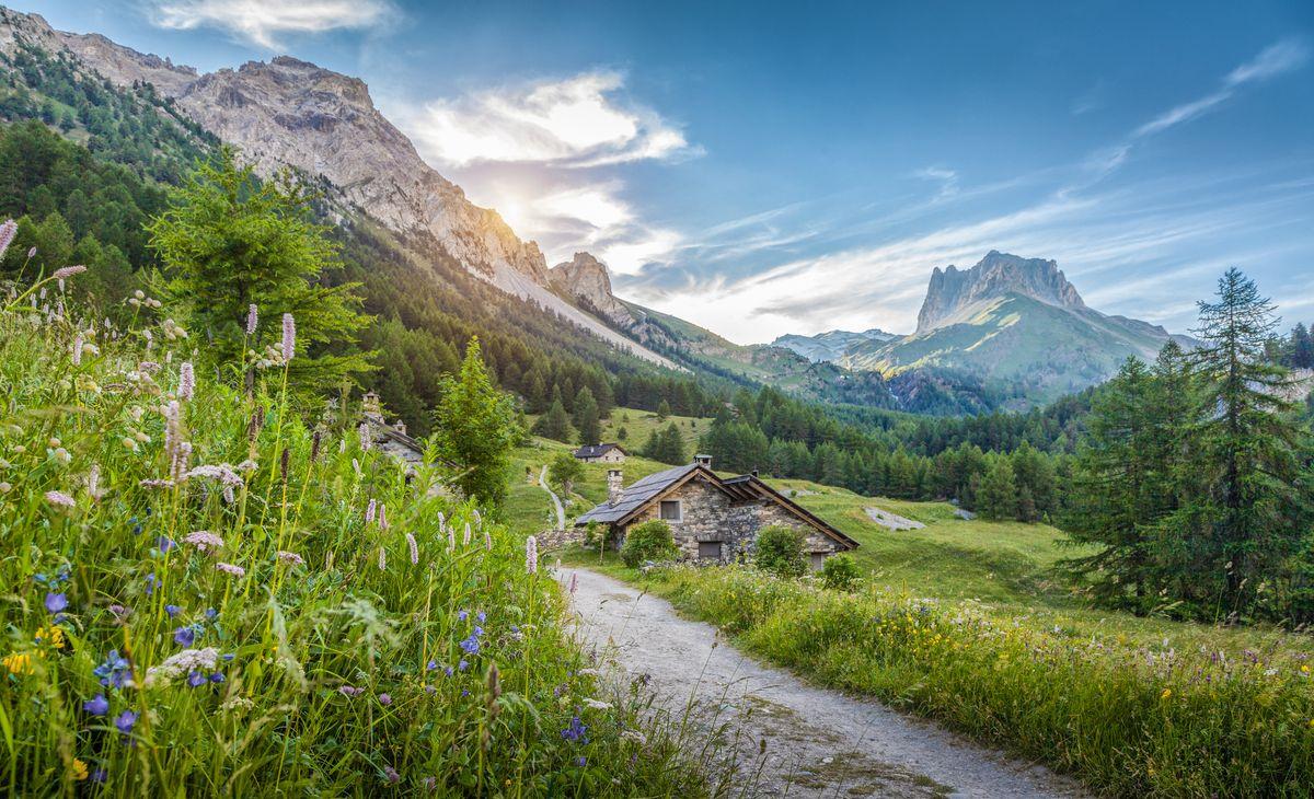 Vorarlberg, Tyrol et Fête de la Transhumance, Région Sud-Ouest