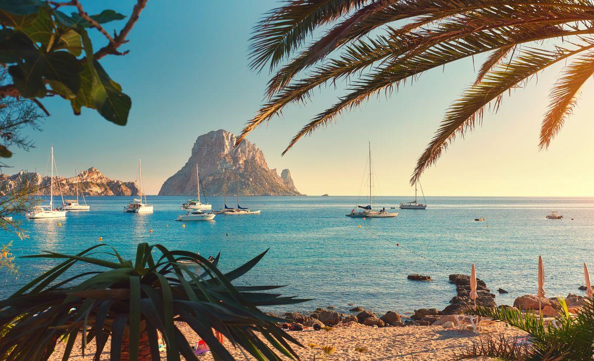 Les îles Baléares : Majorque et Ibiza, Région Sud-Ouest