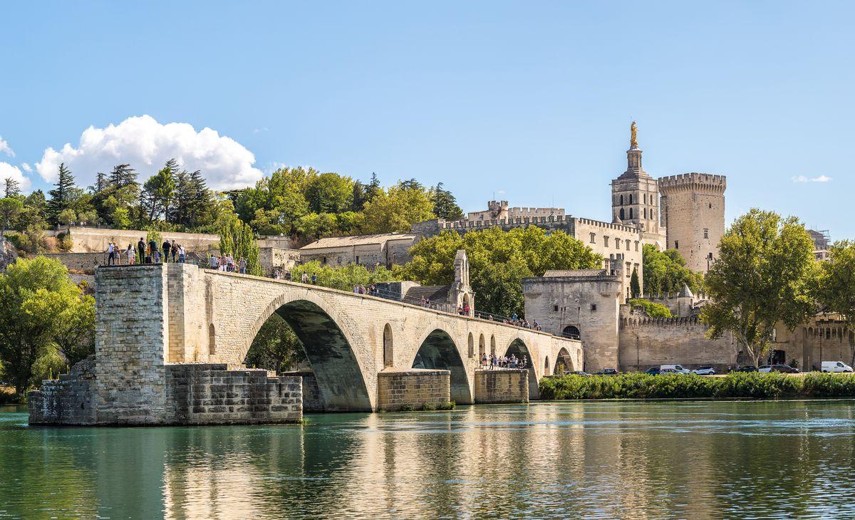 Provence Luberon, Région Rhône-Alpes & Bourgogne