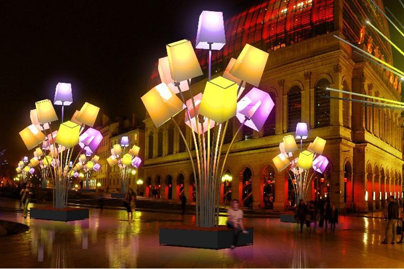 Autocar - Lyon et la Fête des Lumières : Un siècle de tradition - Région Ouest & Paris