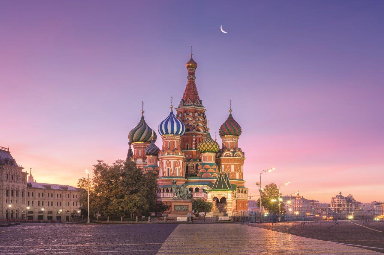 De Moscou au lac Baïkal