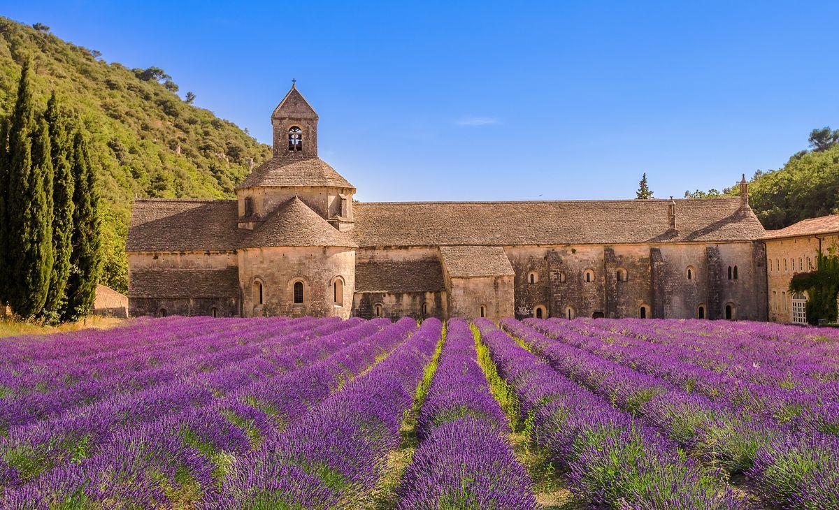 Luberon : les couleurs de la Provence, Région Sud-Ouest