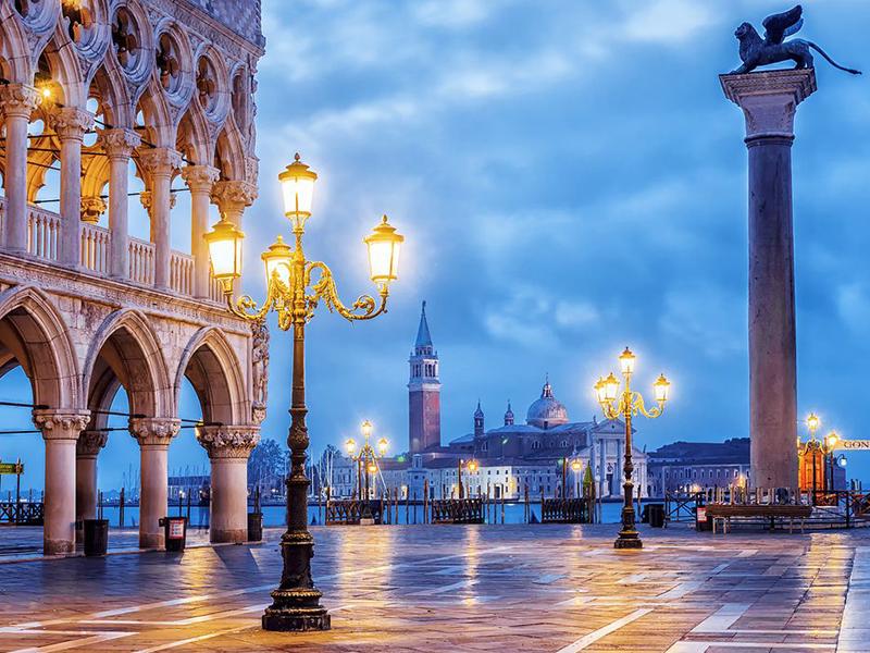 Rome Florence et Venise..les villes d'Art