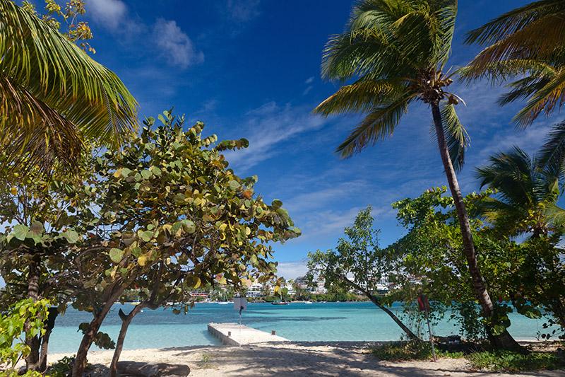 Martinique, Guadeloupe et les Saintes