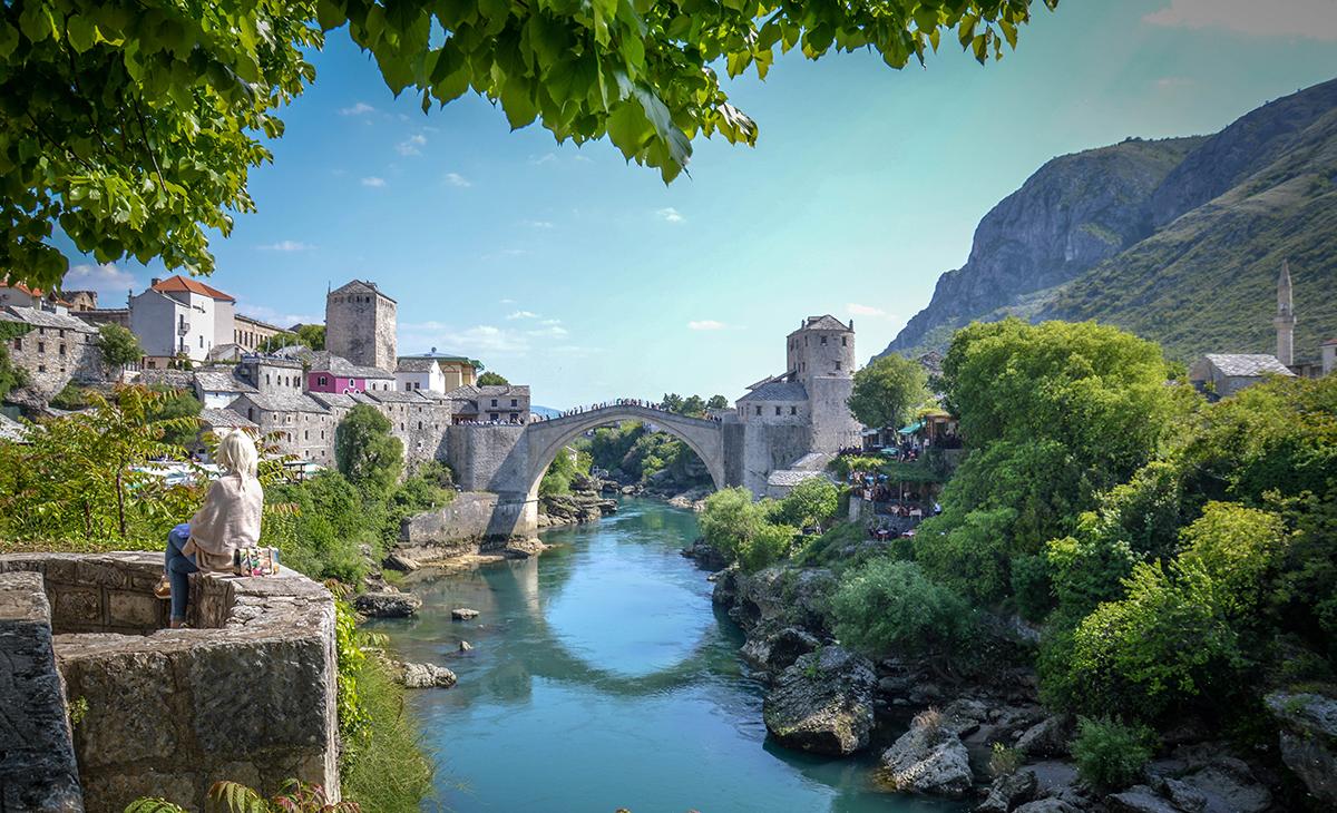 Le Grand Tour des Balkans, Région Sud-Ouest