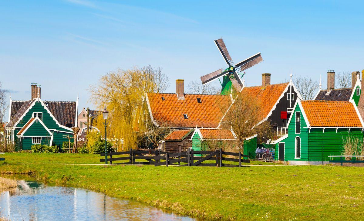 Hollande et Bruges, Région Sud-Ouest