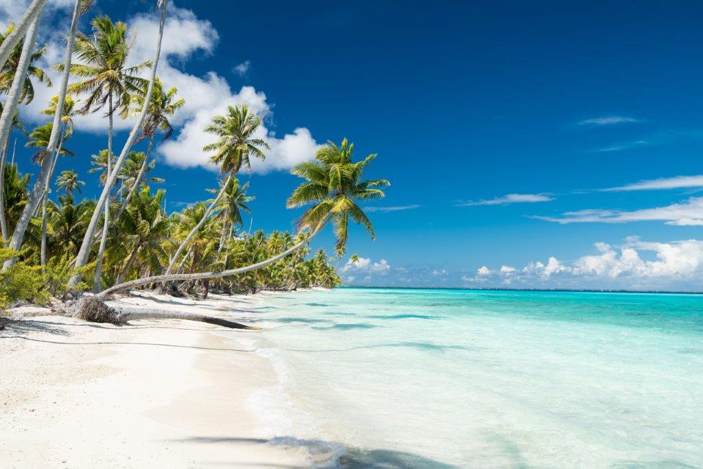 Evasion en Polynésie