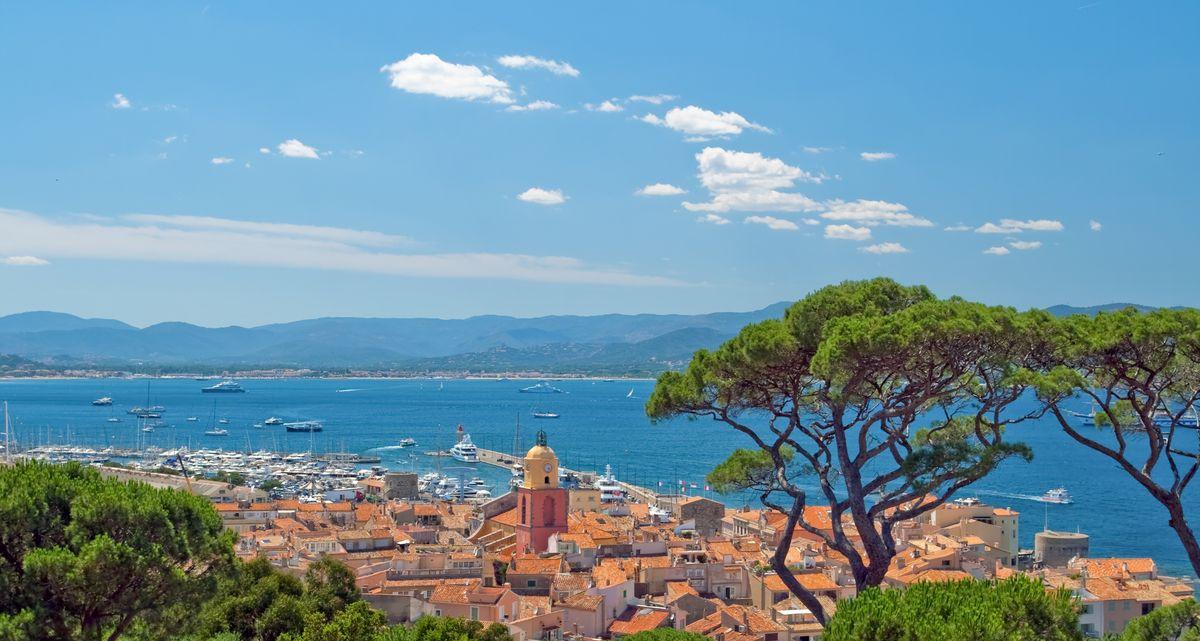 FRANCE - Côte d'Azur, intemporelle Riviera, Région Grand-Ouest & région parisienne