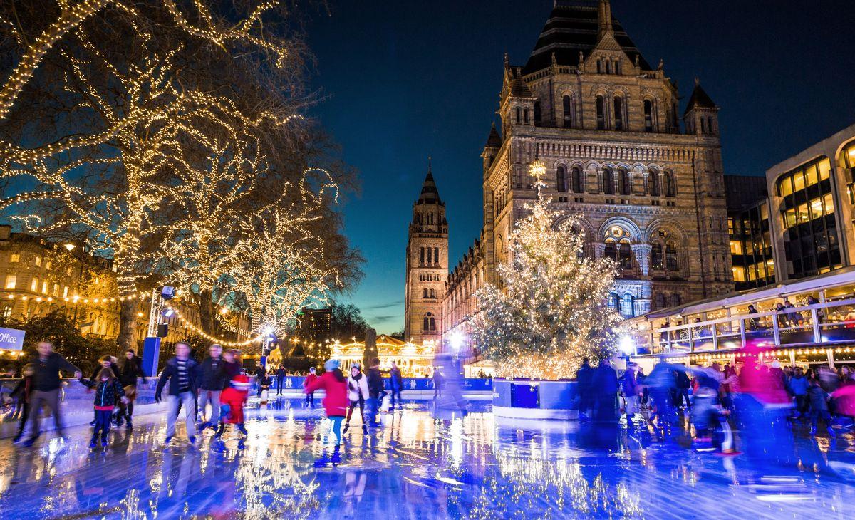 Réveillon de Noël à Londres, Région Sud-Ouest