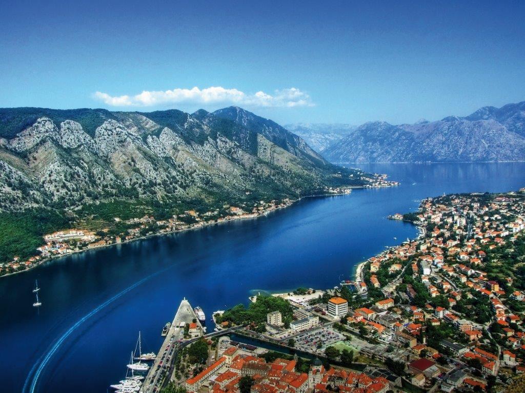 Circuit - Monténégro - Le joyau de l'Adriatique